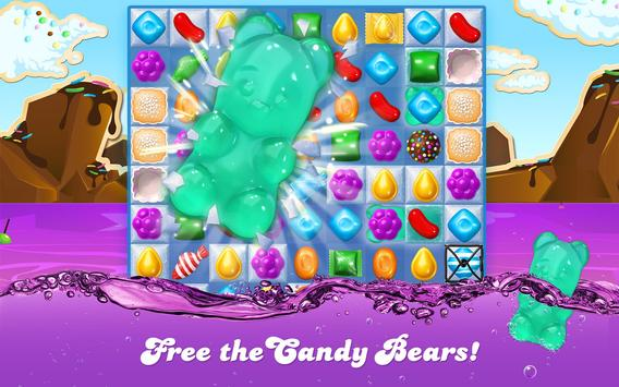 Candy Crush Soda تصوير الشاشة 8
