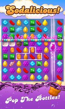 Candy Crush Soda الملصق