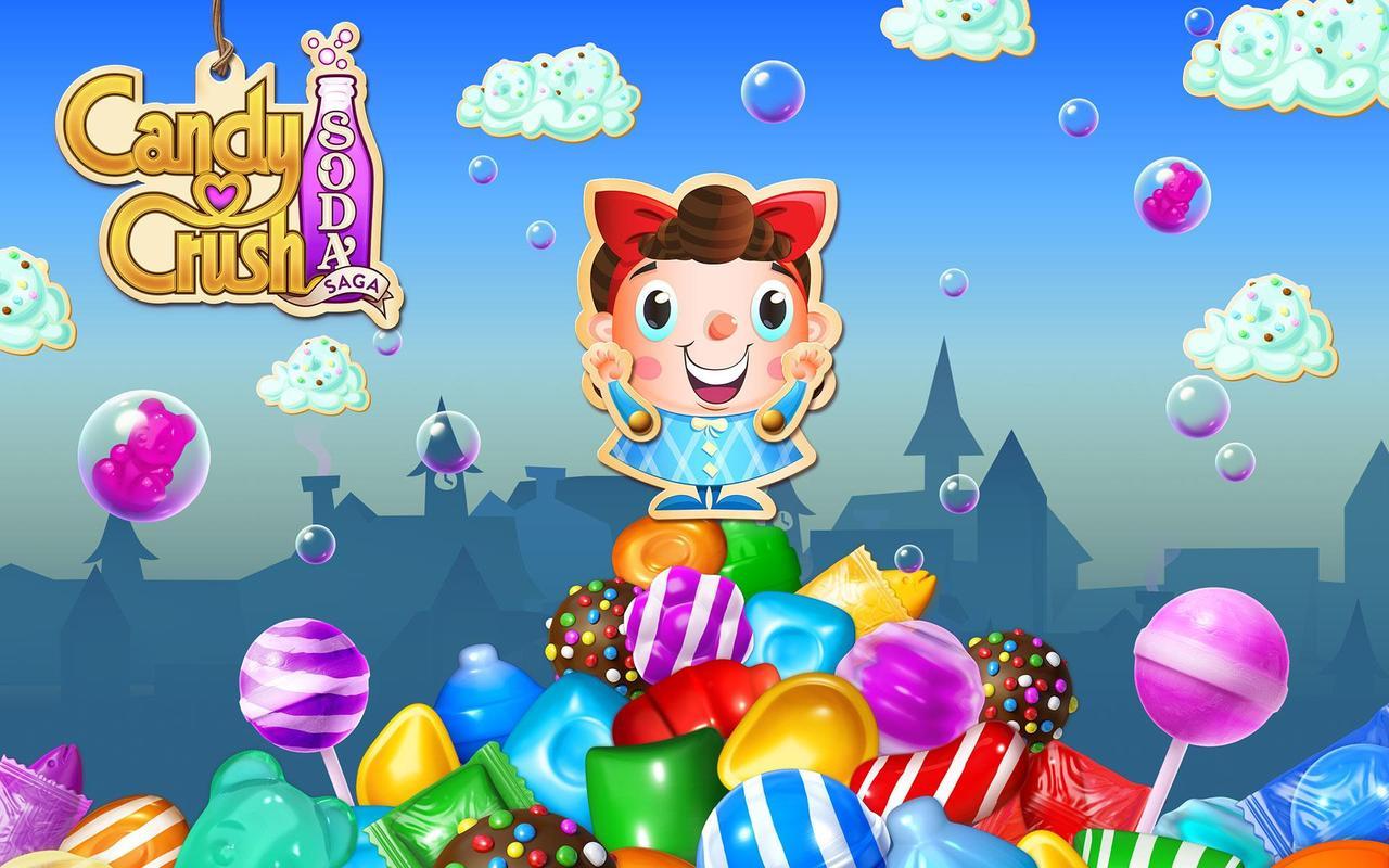 Candy crush soda saga free download
