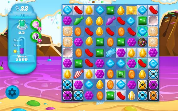 Candy Crush Soda تصوير الشاشة 17