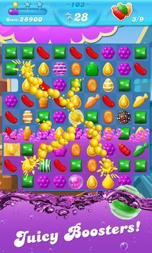 Candy Crush Soda تصوير الشاشة 1