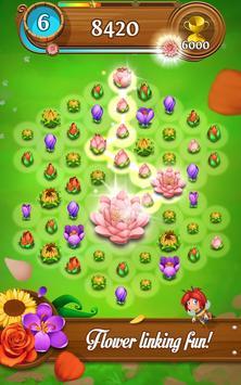 Blossom Blast Saga تصوير الشاشة 6