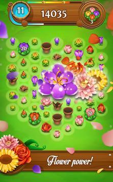 Blossom Blast Saga تصوير الشاشة 8