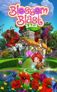 Blossom Blast Saga تصوير الشاشة 16