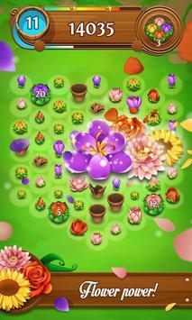 Blossom Blast Saga تصوير الشاشة 2