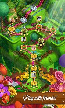 Blossom Blast Saga تصوير الشاشة 3