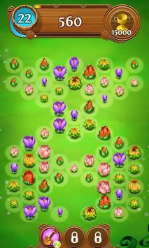 5 Schermata Blossom Blast Saga