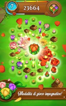7 Schermata Blossom Blast Saga