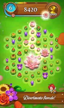 Poster Blossom Blast Saga