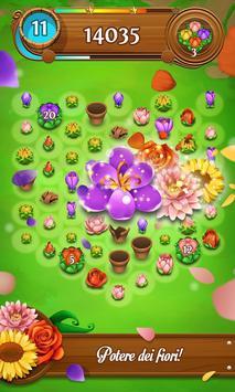 2 Schermata Blossom Blast Saga