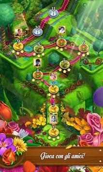 3 Schermata Blossom Blast Saga