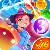 Bubble Witch 3 Saga أيقونة