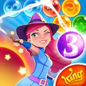 Bubble Witch 3 Saga أيقونة