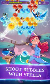 Bubble Witch 3 Saga Cartaz