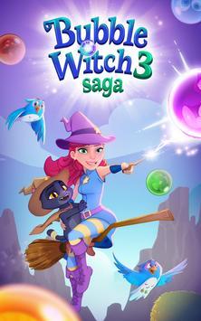 Bubble Witch 3 Saga capture d'écran 16
