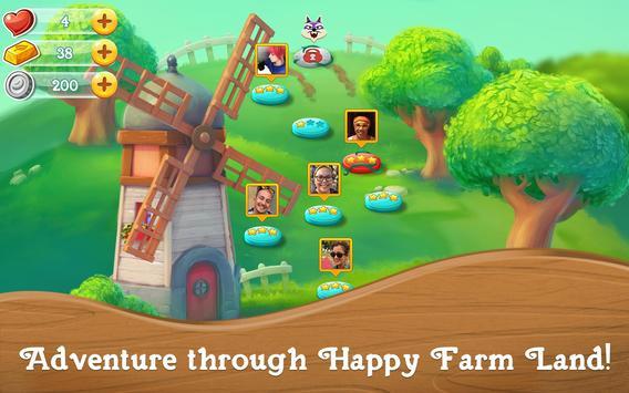 Farm Heroes Super Saga تصوير الشاشة 14