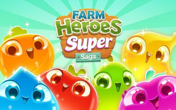 Farm Heroes Super Saga تصوير الشاشة 15