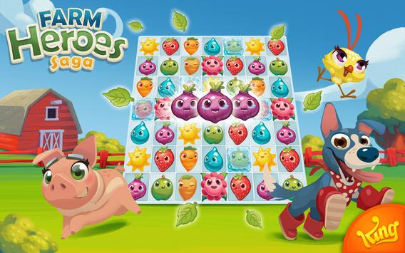 Farm Heroes Saga imagem de tela 16