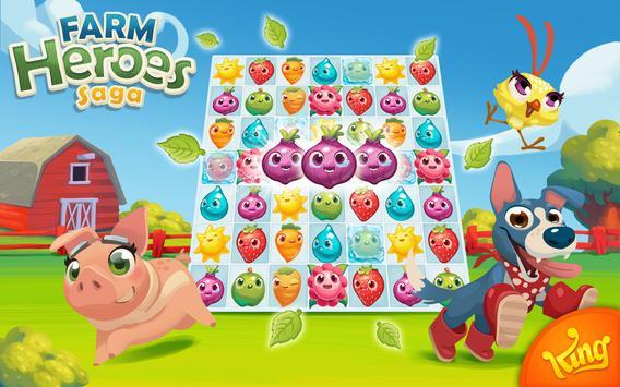 Farm Heroes Saga imagem de tela 10