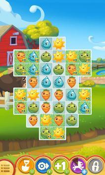 Farm Heroes Saga تصوير الشاشة 5