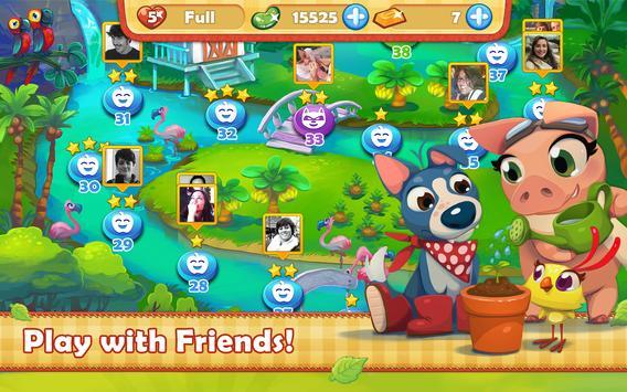 Farm Heroes Saga imagem de tela 9