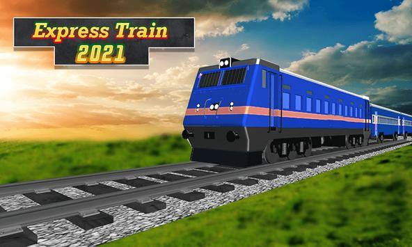 Express Train 2021 screenshot 4