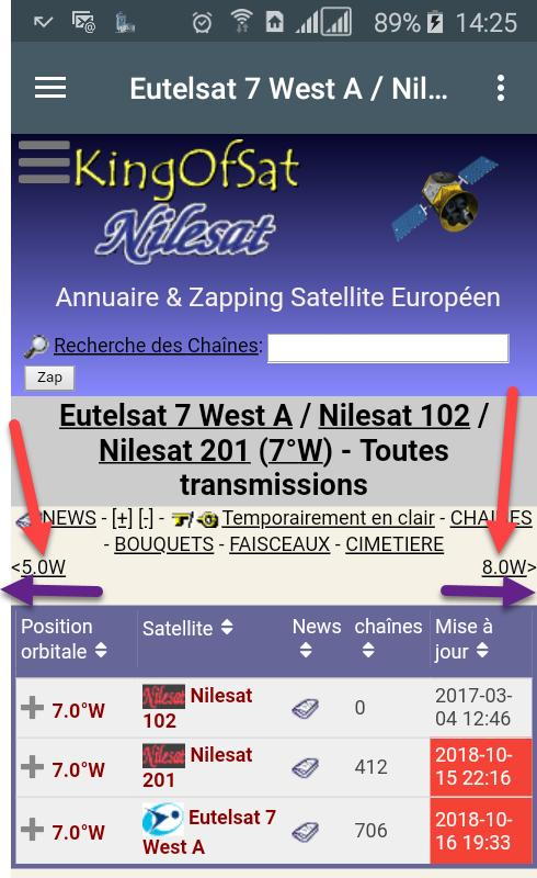 King Of Sat for Android - APK Download