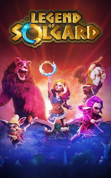 Legend of Solgard स्क्रीनशॉट 16