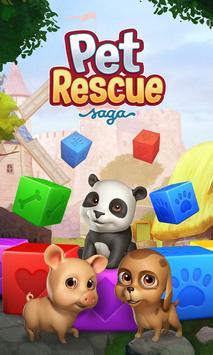 Pet Rescue Saga تصوير الشاشة 4