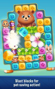 Pet Rescue Puzzle ảnh chụp màn hình 12