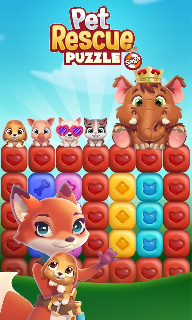 Pet Rescue Puzzle for Android - APK Download