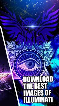 △👁️ Illuminati Wallpaper 👁️△ - Art Illuminati screenshot 1