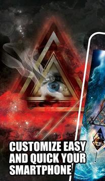 △👁️ Illuminati Wallpaper 👁️△ - Art Illuminati screenshot 3
