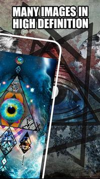 △👁️ Illuminati Wallpaper 👁️△ - Art Illuminati screenshot 4