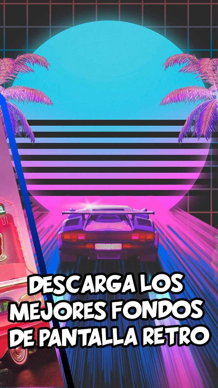 Retro Fondos De Pantalla 80s Wallpaper For Android