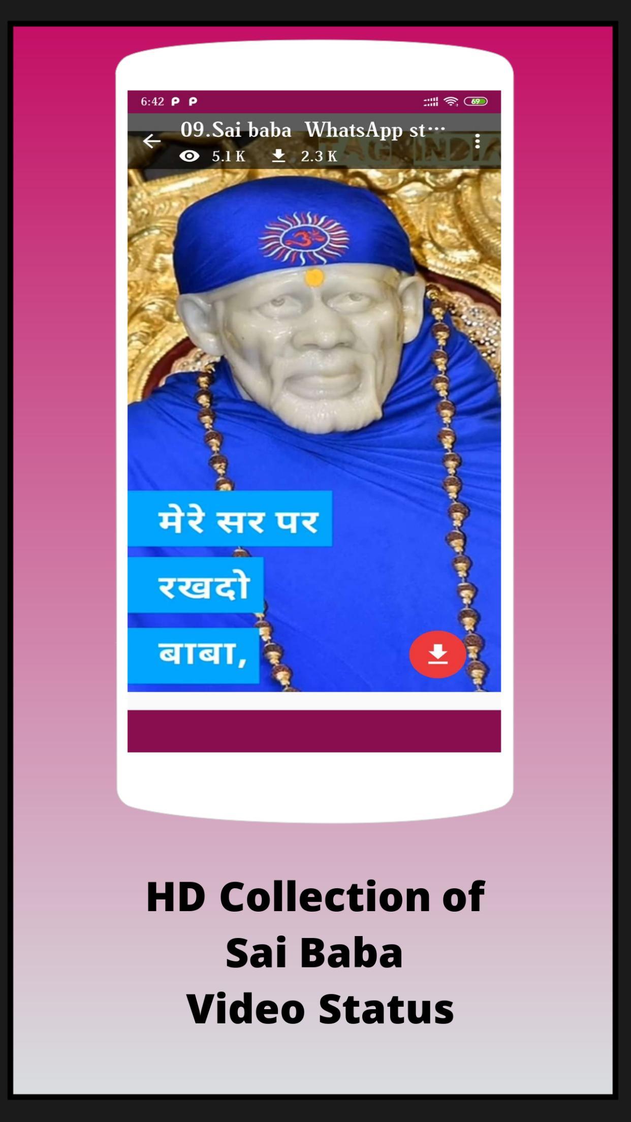 Sai Baba Video Status Full Screen Status For Android Apk