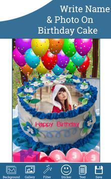 Name On Birthday Cake screenshot 3
