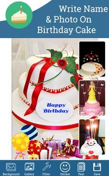 Name On Birthday Cake screenshot 4
