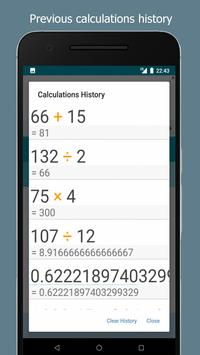 King Calculator screenshot 4
