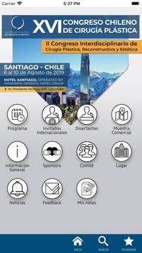 XVI Congreso Cirugía Plástica poster