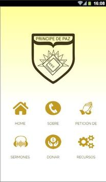 Iglesia Pentecostes Principe de Paz poster