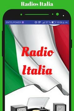 Radio Italia - Radios Online screenshot 10