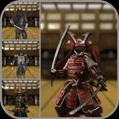 Samurai Photo Editor icon