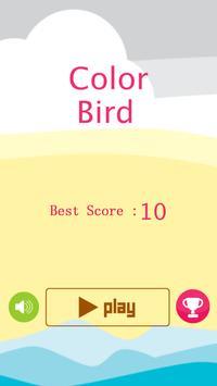 Color Bird Flap screenshot 1