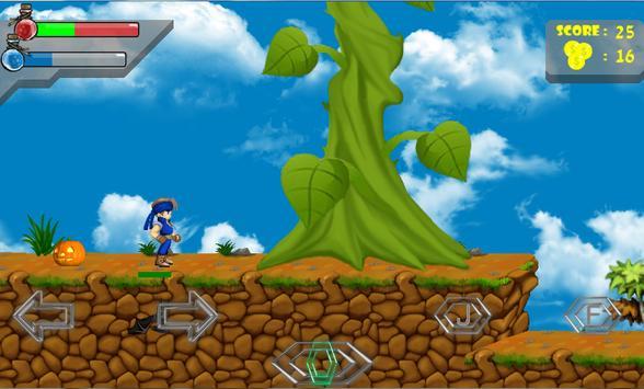 Ninja Warrior : Dragon Kingdom screenshot 5