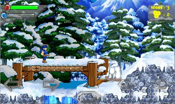 Ninja Warrior : Dragon Kingdom screenshot 6