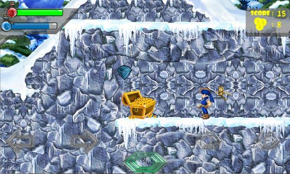 Ninja Warrior : Dragon Kingdom screenshot 7