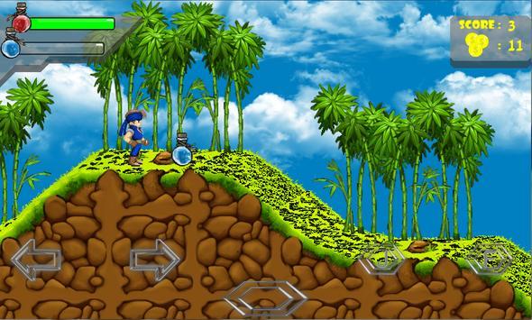 Ninja Warrior : Dragon Kingdom screenshot 12