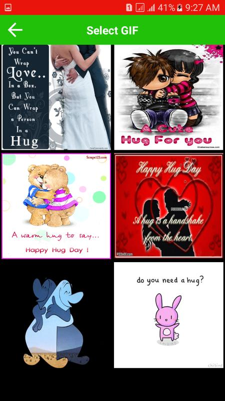 Hug Day Gif For Android Apk Download