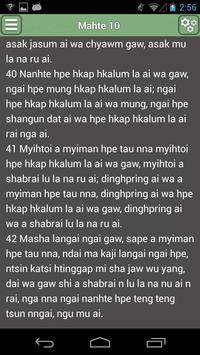 Kachin Bible screenshot 3